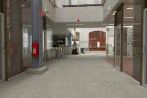 Offices Corridor