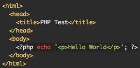Att jobba med WordPress php