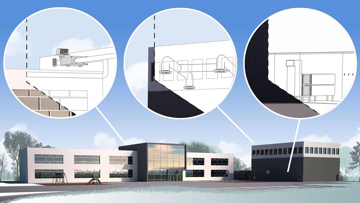 Concept View School