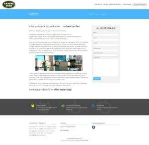 Portfolio Laxéns Städ & Fönsterputs för företag kontor