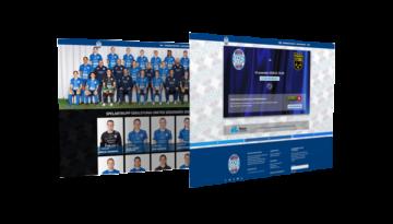 Eskilstuna United DFF mockup
