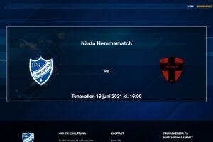 IFK-Eskilstuna-matchprogram-home